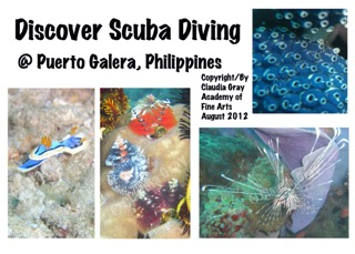 Discover Scuba Diving, Puerto Galera, Philippines
